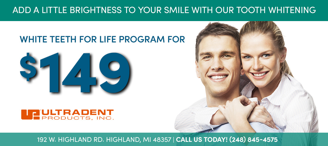White Teeth For Life Program Special