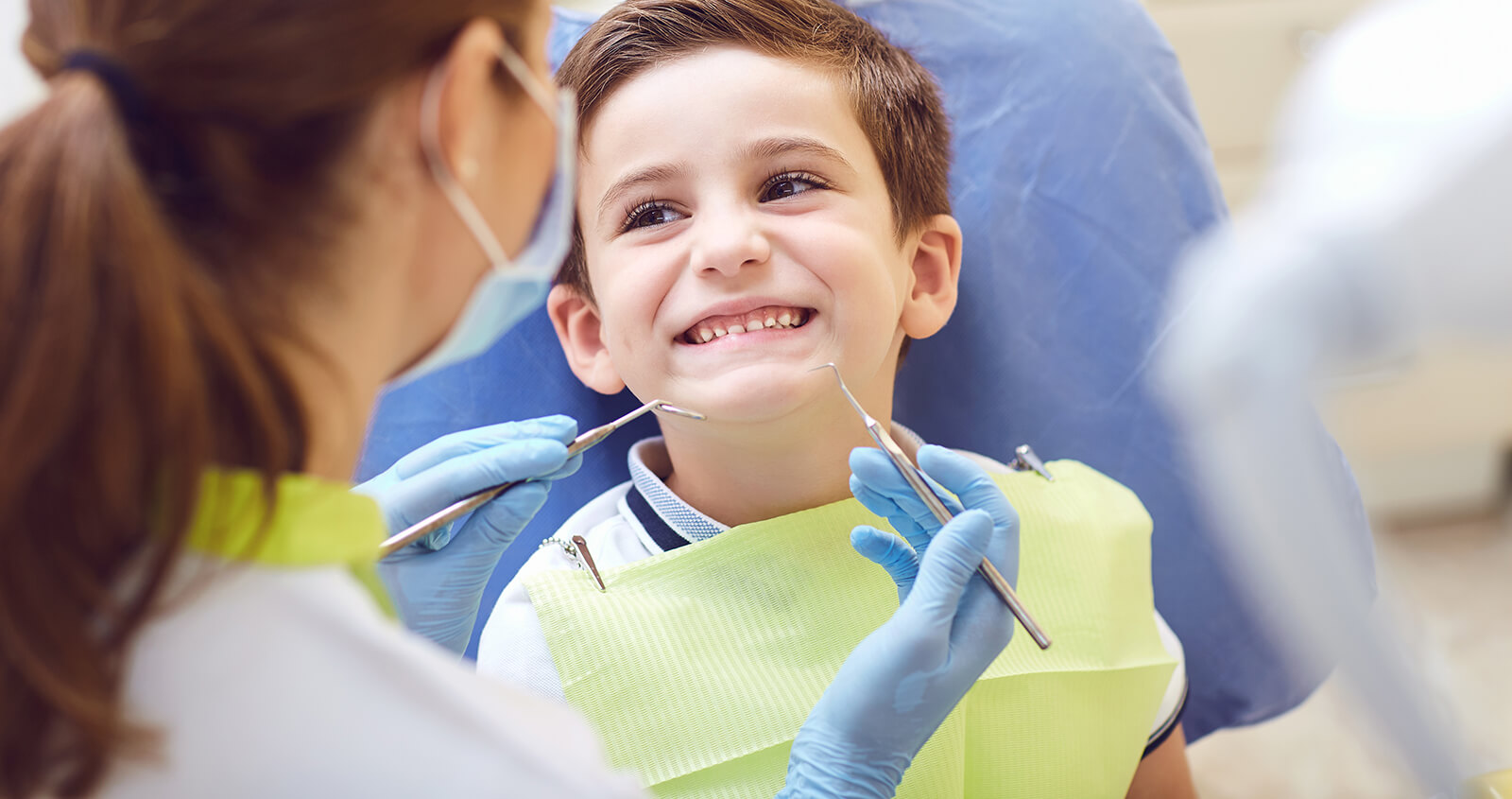 Kids Dentist in Highland, MI Provides Tips on What to Expect from their First Exam